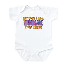 Blonde Nightmare Infant Bodysuit