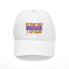 Blonde Nightmare Baseball Cap