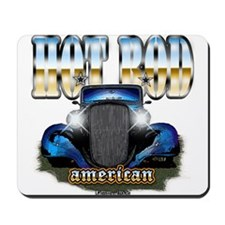 American HOT ROD Mousepad