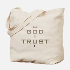 In God I Trust Tote Bag