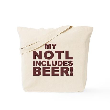 My NOTL Includes Beer!
