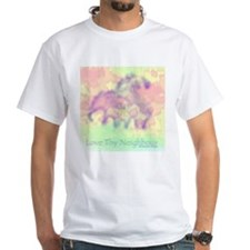 Neighborly Elephants (by Deleriyes) Shirt