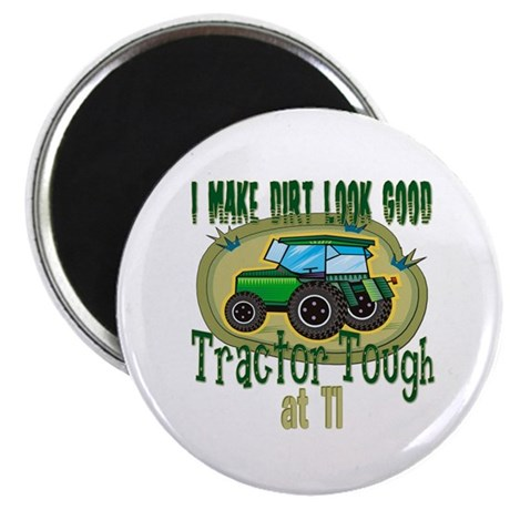 Tractor Tough 11th Magnet