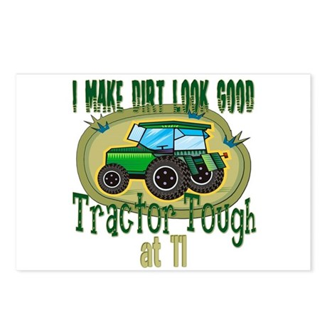 Tractor Tough 11th Postcards (Package of 8)