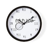 Banjo Wall Clocks