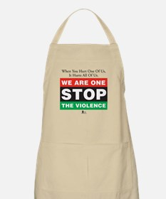 When You Hurt One Of Us . . . BBQ Apron