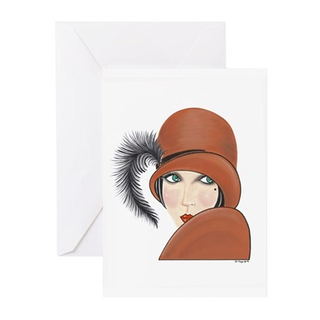 Ginger - Greeting Cards (Pk of 10)