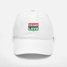 Replace Black on Black Crime . . . Baseball Baseball Cap