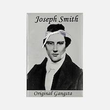 Unique Joseph smith Rectangle Magnet