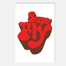 Superfly Postcards (Package of 8)