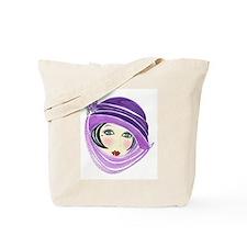 Violet - Tote Bag