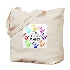 40TH BIRTHDAY Tote Bag