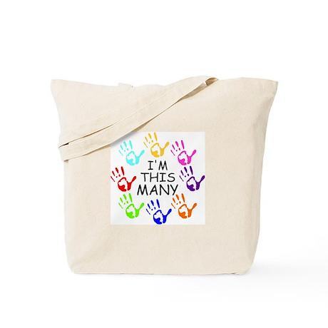 40TH BIRTHDAY Tote Bag