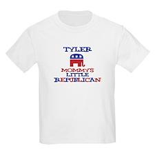 Tyler - Mommy's Republican T-Shirt