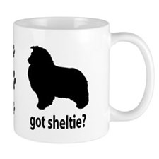 Got Sheltie? Small Mugs