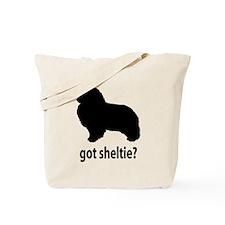 Got Sheltie? Tote Bag