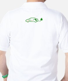 SPORTY PRIUS OWNER or PRIUS ENVY Toyota T-Shirt