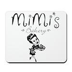 Mimi's Bakery Mousepad