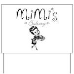 Mimi's Bakery Yard Sign