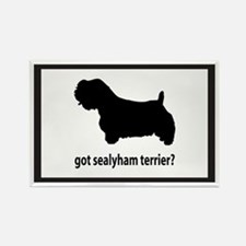 Got Sealyham Terrier? Rectangle Magnet