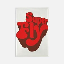 Superfly Rectangle Magnet