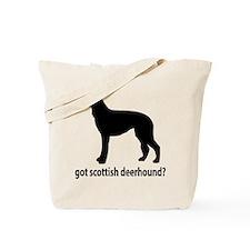Got Scottish Deerhound? Tote Bag