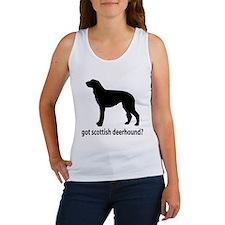 Got Scottish Deerhound? Women's Tank Top