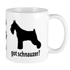 Got Schnauzer? Small Mug