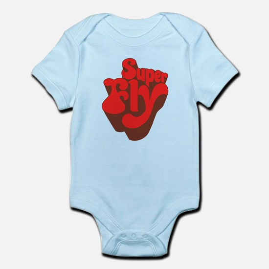 Superfly Infant Bodysuit