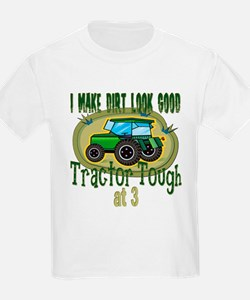 Tractor Tough 3rd T-Shirt