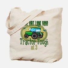 Tractor Tough 3rd Tote Bag