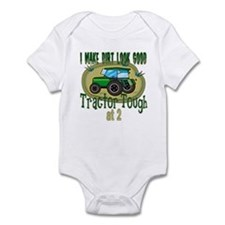 Tractor Tough 2nd Infant Bodysuit