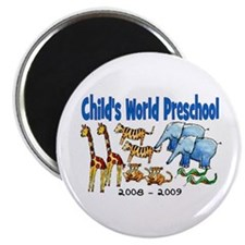 CHILDS WORLD PRESCHOOL Magnet