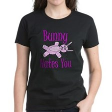 Bunny Hates You. Tee