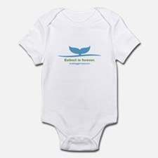 Save Whales Infant Bodysuit