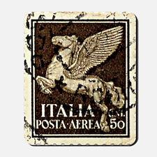 Pegasus Stamp Mousepad