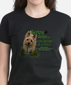 Saving Dogs Tee