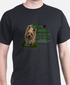 Saving Dogs T-Shirt