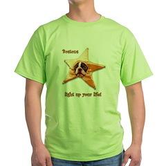 Boston Star T-Shirt