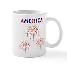 America's Fireworks Mug
