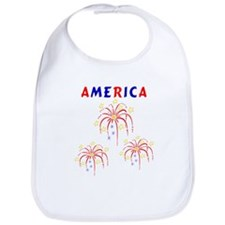America's Fireworks Bib