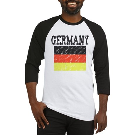 Vintage Germany Baseball Jersey
