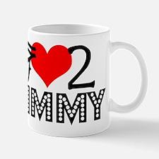 I love to shimmy Mug