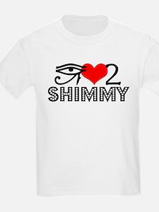 I love to shimmy T-Shirt