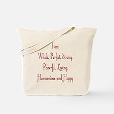 Unique Self improvement Tote Bag