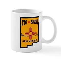 NM F.B.I. SWAT Mug