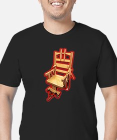 THE CHAIR Black T-Shirt