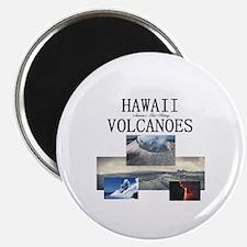 ABH Hawaii Volcanoes Magnet