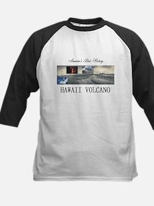 ABH Hawaii Volcanoes Kids Baseball Jersey