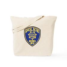 Reno Police Tote Bag